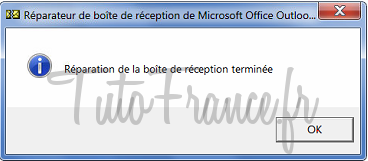 Reparation base email Outlook 2007 (6)