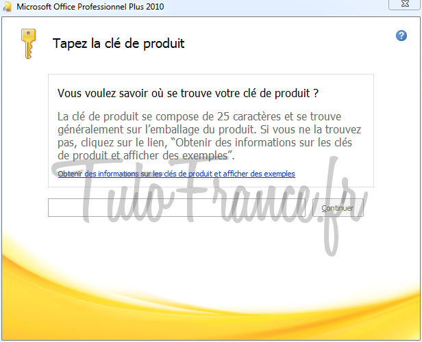 Cle licence microsoft word t l chargement s curis - Cle office professionnel plus 2010 ...