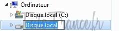 Changer le nom d'un disque dur (3)
