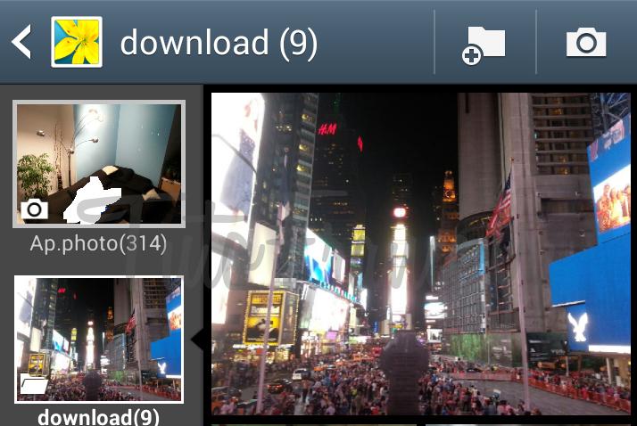 Imprimer une photo de son téléphone portable (7)