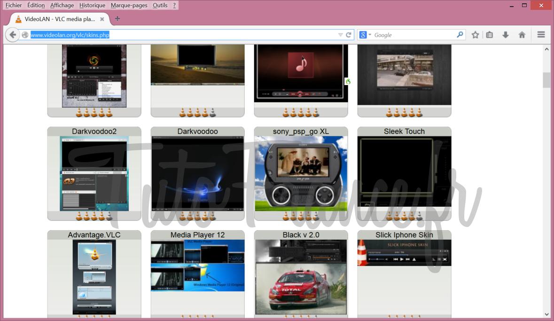 Modifier l'apparence du logiciel VLC (skin) (1)