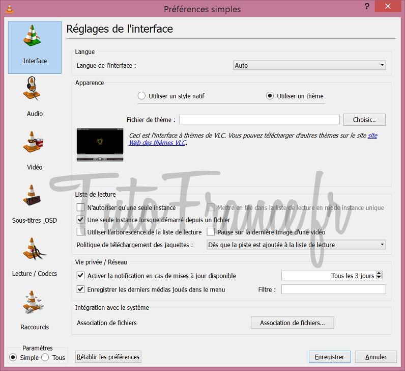 Modifier l'apparence du logiciel VLC (skin) (5)