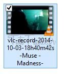 Enregistrer un flux vidéo Youtube (9)