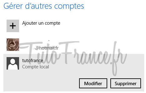 Ajouter un compte utilisateur (10a)