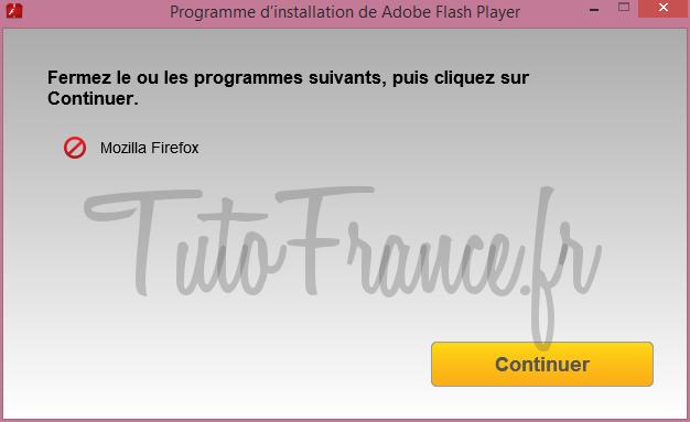 Comment mettre à jour adobe flash Player (6)