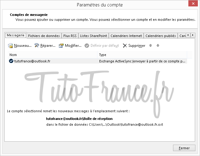 Configurer un compte mail Outlook 2013 (7)