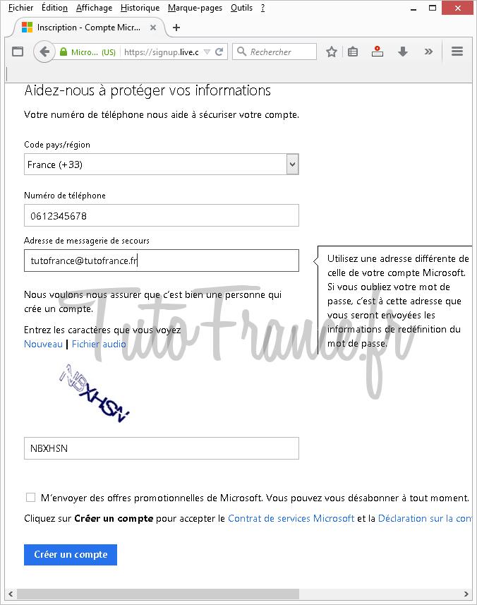 Créer une adresse mail (4)