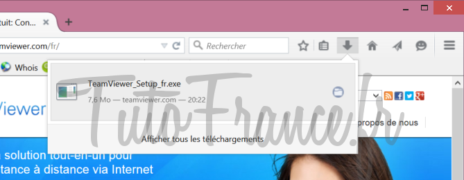 Teamviewer  comment se connecter à distance à un ordinateur (4)