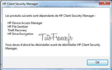 hp device access manager